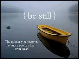Stillhet er undervurdert. Hvordan skal du høre alt som skjer rundt deg, hvis du aldri er stille?
